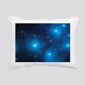 PLEIADES Rectangular Canvas Pillow